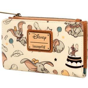 Dumbo Vintage zip wallet